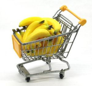 1本バナナ