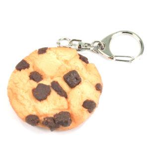 チョコチップクッキーのキーホルダー