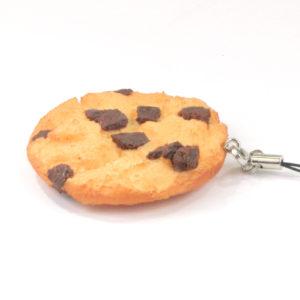 チョコチップクッキーのストラップ