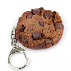 チョコクッキーのキーホルダー