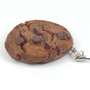 チョコクッキーのストラップ