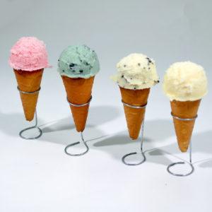 食べちゃいそうなアイスクリーム