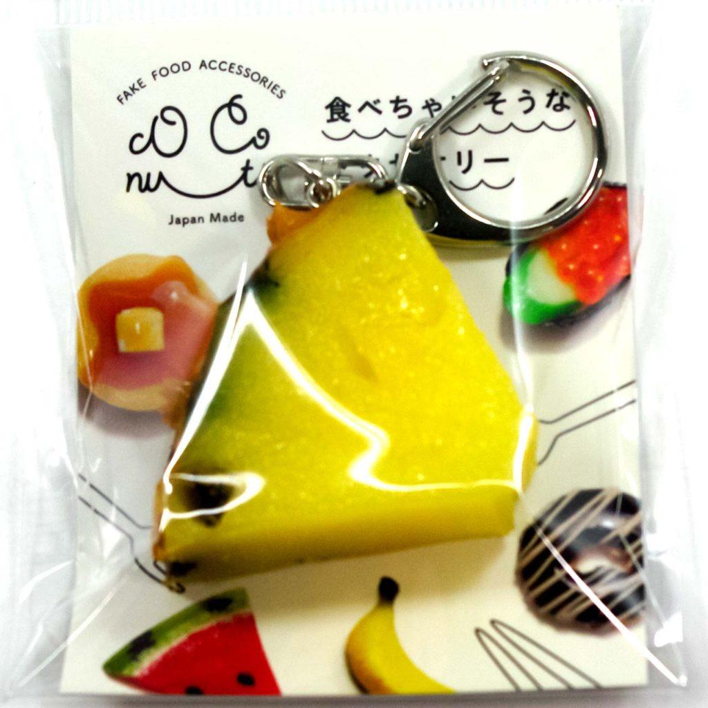 食べちゃいそうなパイナップルのパッケージ