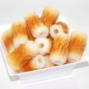 竹輪の食品サンプル
