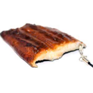 鰻蒲焼きのストラップ