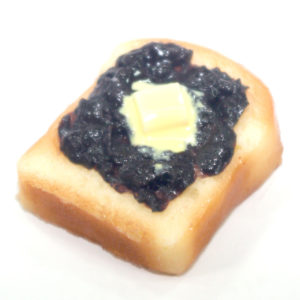 小倉トーストのアクセサリー