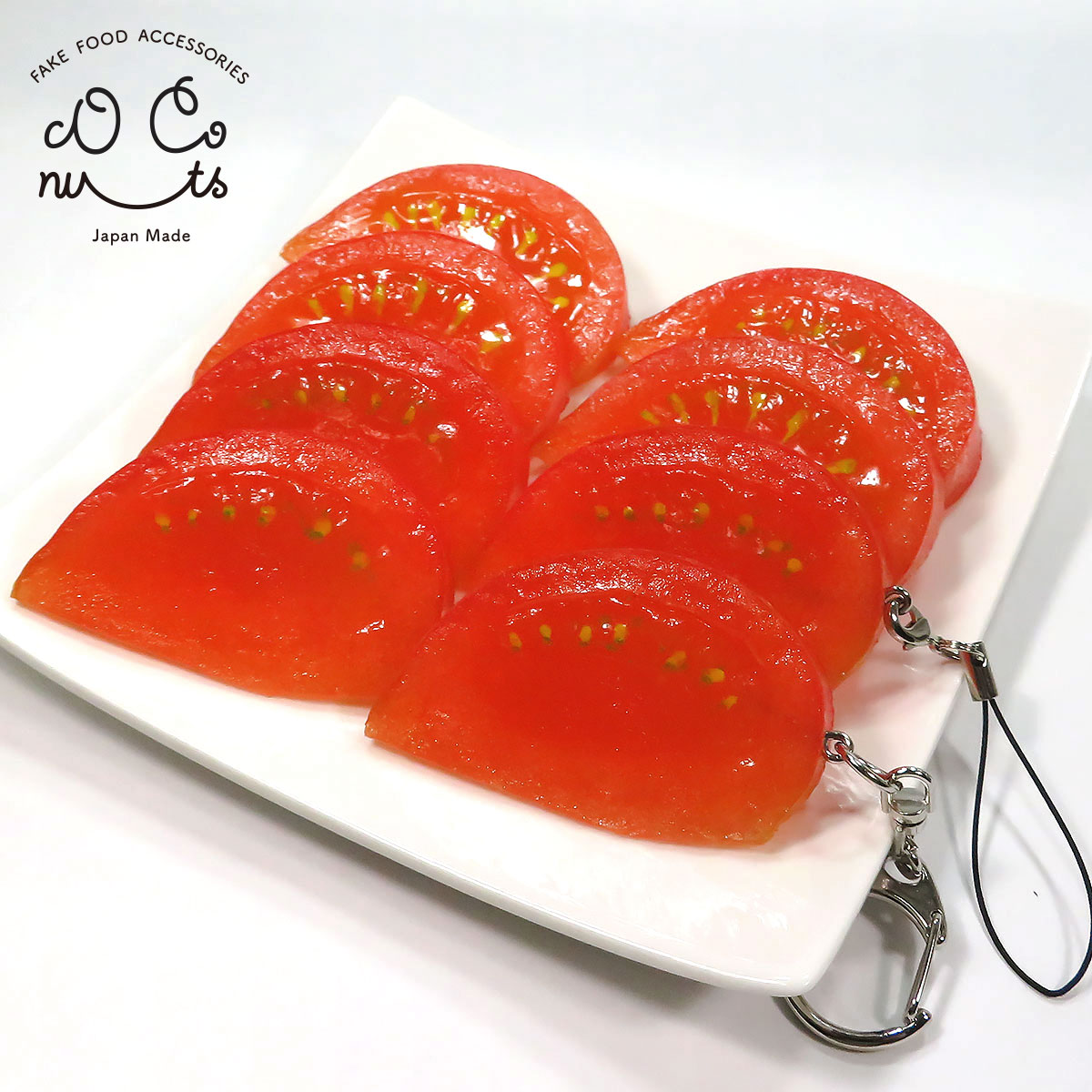 食べちゃいそうな トマト 食品サンプル