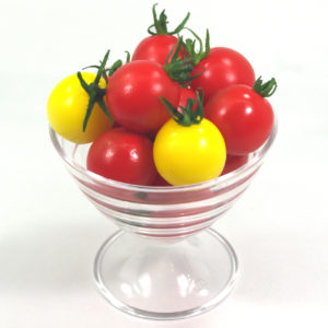 ミニトマトの食品サンプル