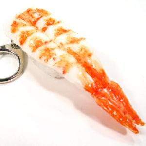 えびにぎり寿司のキーホルダー