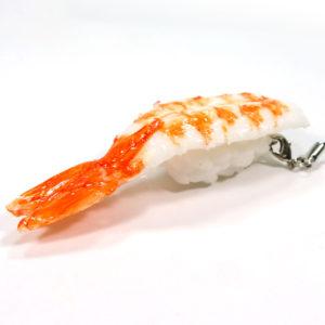 えびにぎり寿司のストラップ