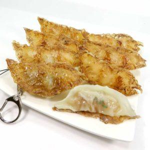 餃子の食品サンプルアクセサリー