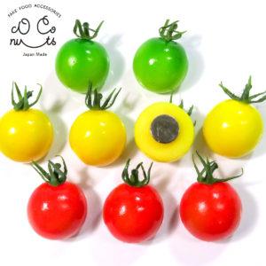 ミニトマトのマグネット