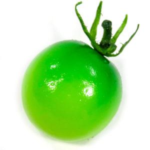 ミニトマト(緑)のマグネット