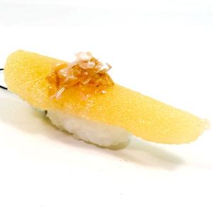 数の子にぎり寿司のストラップ