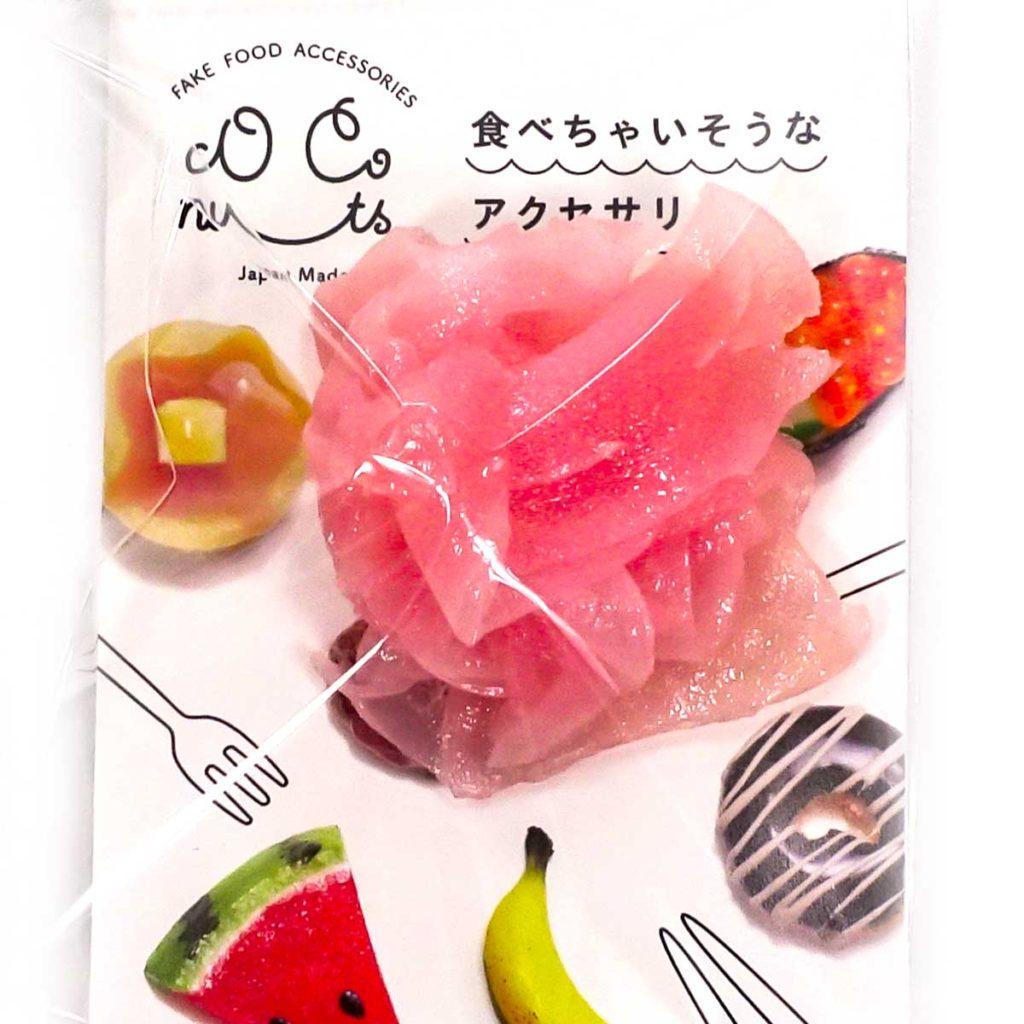 食べちゃいそうな生姜(がり)のパッケージ