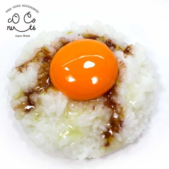 玉子かけご飯 ディスプレイ用 食品サンプル