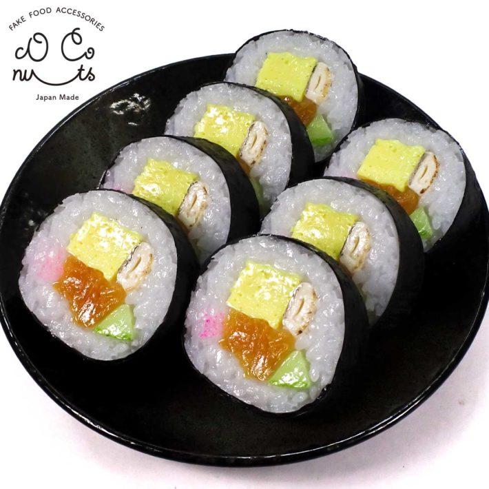 巻き寿司のマグネット