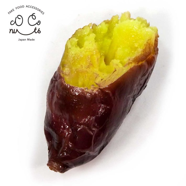 食べちゃいそうな焼き芋マグネット